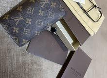 original Louis Vuitton king wallet