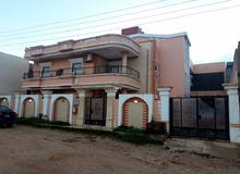 منزل للبيع بمدينة شحات الطابق الثاني مكون من شقتين - شهادة عقارية