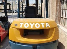 Used Toyota Fork Lifts For Sale - 2011 Agent Maintained 2.5T/4T/6T