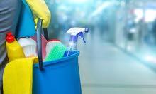 فورمان لمكتب نظافه ومكافخه حشرات   Foreman for cleaning & pest control