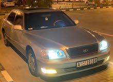 سيا ة لكزس  LS400موديل 99