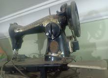 ماكينة خياطة سنجر National بحالة جيدة و تعمل للبيع