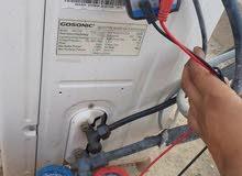 تركيب وصيانة المكيفات وشحن الغاز