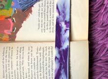 Large Resin Bookmark