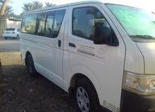تويوتا هايس للبيع 2012 مطلوب 31000 غير قابل لتفارض