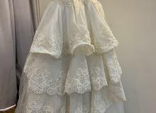فستان سهرة زواج