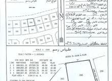 للبيع ارض صناعية ممتازة في صلالة (مرباط) شبه كونر القطعة 260
