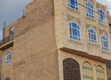 عمارة للبيع في صنعاء في سعوان