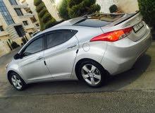 Hyundai Elantra 2013 - Automatic