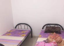 بارتشن يحتوي علي سريرن سعر السرير750 شامل