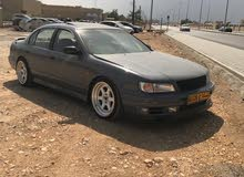 Nissan Maxima 1996 For sale - Grey color