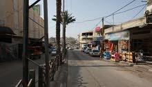 أرض في مكان ممتاز (تقع على شارع عمر المختار - غرب صيدلية عادل - مقابل بلدية غزة)
