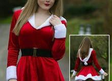 فساتين بابا نويل ومخمل