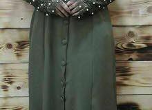 فستان خامه تركي