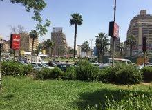 محل للبيع شارع جامعة الدول العربية الرئيسي