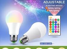 LED Color Bulb.