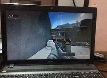 لابتوب Gaming مستعمل بحالة جيدة بيه مجال ؛ )