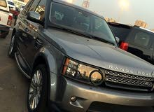 Grey Land Rover Range Rover Sport 2013 for sale