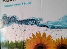 فلتر تنقيه مياه الشرب 5 مراحل
