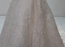 فستان زفاف ملكي + فستان تصميم سندريلا +فستان موديل كلاسيكي