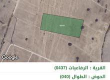 27دونم قطعة ارض في مغير السرحان بجانب التظيم