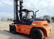 16t Forklift for Rent