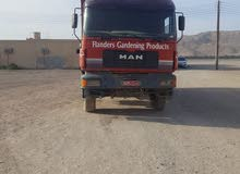 شاحنة تايبر 18 متر 2001 للبيع
