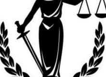 مطلوب محاميه ابتدائي خيره فى العمل على الاقل 3 سنوات