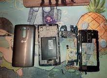 ال جي جي 3 للبيع مكسورة شاشتة lg g3 للبيع قطع أو كامل أقرأ التفاصيل