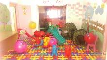 حضانه أطفال موقعها جبل الحسين