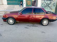 Opel Ascona 1982 For sale - Maroon color