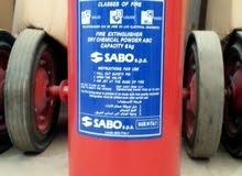 بيع وتعبئة جميع انواع اسطوانات اطفاء الحريق