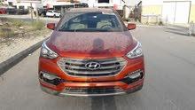 Hyundai Santa Fe 2017 - Used