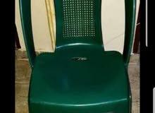 كرسي بلاستيك سان مارينا جديد