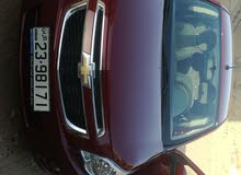 Automatic Chevrolet 2018 for rent - Aqaba