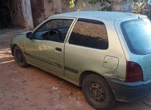 +200,000 km mileage Toyota Starlet for sale