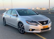 Available for sale! 1 - 9,999 km mileage Nissan Altima 2016
