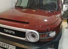 اويوتا اف جي 2008