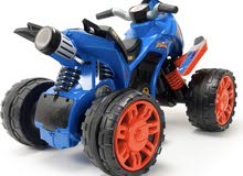 ‎‏Injusa Quad Spiderman 12v
