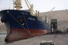 للبيع مادة الديزل بدون جمارك في ميناء المكلا 7500طن
