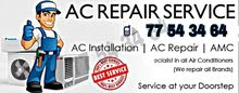 Ac servicing & Fixing