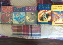 Harry Potter 1-5 BHD 50. Call 35105428