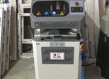معدات تصنيع UPVC التركيه +البرفايلات+اكسسوارات