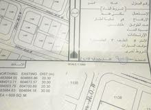 للبيع أرض في مخطط 17 سناو