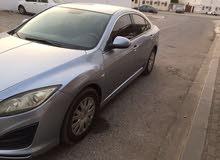 مازدا 6 للبيع موديل 2012