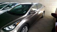 Automatic Gold Hyundai 2016 for sale