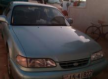 سياره هونداي سوناتا موديل 1996