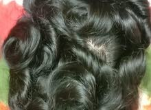 يوجد شعر طبيعي هندي  الشبكه الفرنسيه