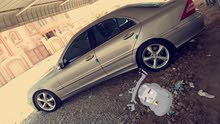 Gasoline Fuel/Power   Mercedes Benz C 230 2005
