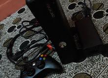 أكس بوكس 250  360 الهارد  80 لعبة